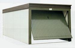 Box auto prefabbricati carzaniga for Box lamiera prezzi
